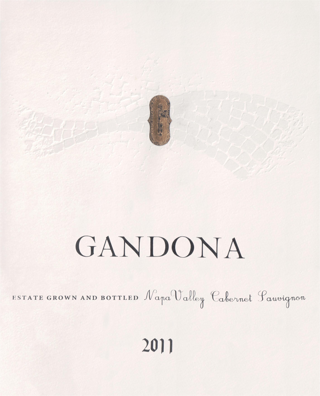 Gandona Estate Cabernet Sauvignon 2011