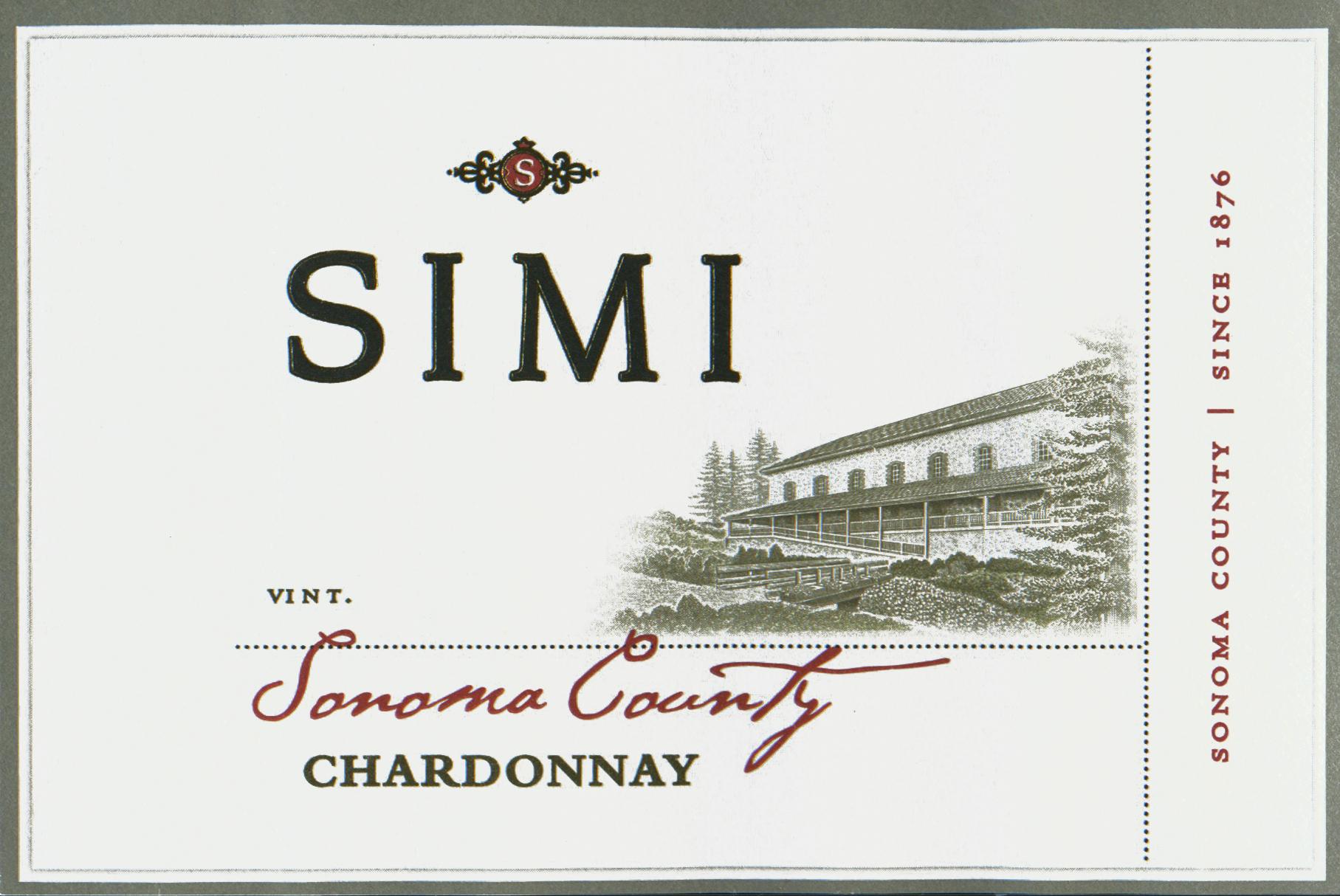 Simi Chardonnay 2014 | France 44 | Minneapolis, MN