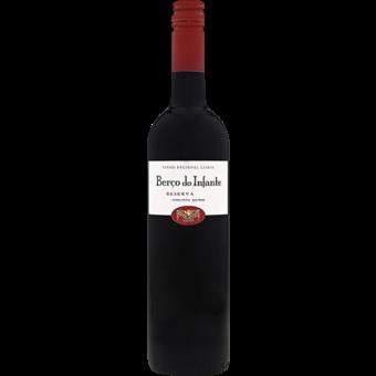 Bottle shot for 2013 Berco Do Infante Estremadura Reserva