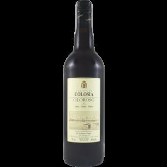 Bottle shot for  Gutierrez Colosia Oloroso Sherry