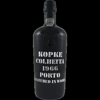 Bottle shot for 1966 Kopke Colheita Port 1966