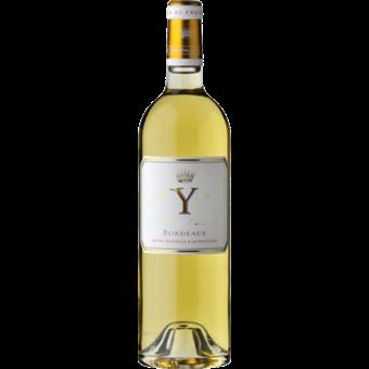 Bottle shot for 2011 Y De Chateau D'yquem Bordeaux Blanc