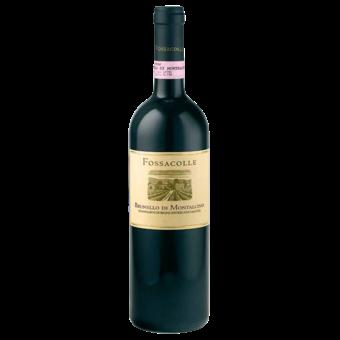 Bottle shot for 2009 Fossacolle Brunello Di Montalcino
