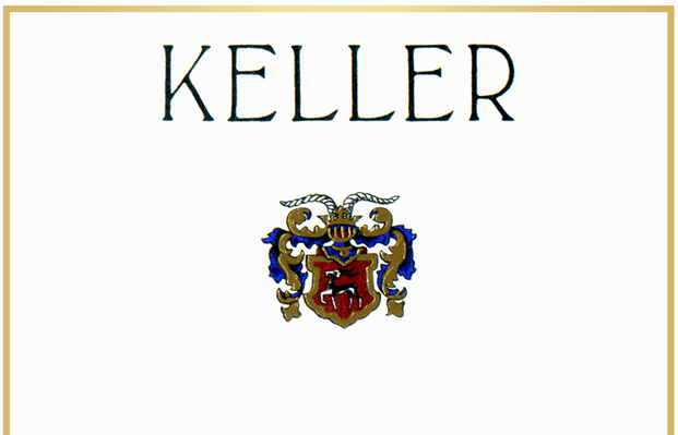 Image result for keller wine label  germany