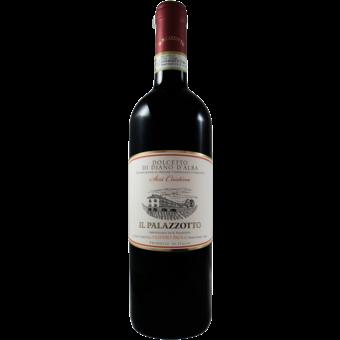 Bottle shot for 2014 Il Palazzotto Sori Cristina Dolcetto