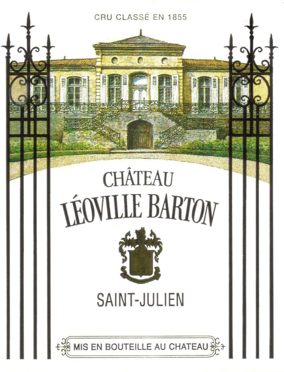 Chateau Leoville Barton Saint Julien 2014