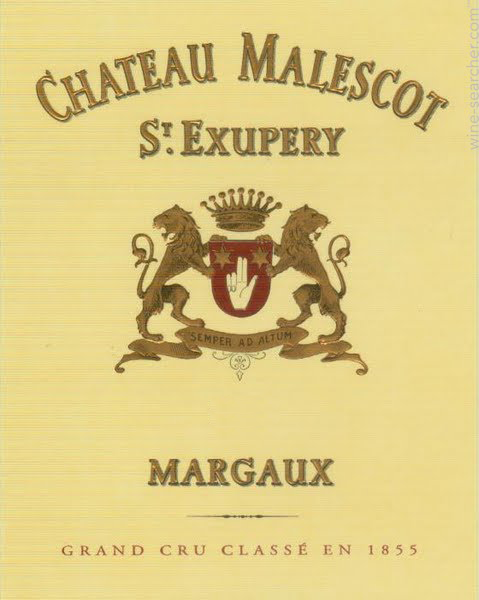 Chateau Malescot St. Exupery 2014