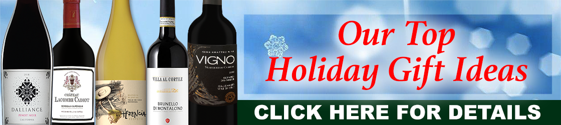 Holiday Gift Ideas Banner