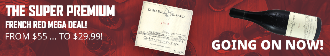 The Ultimate Premium French Red Wine Deal