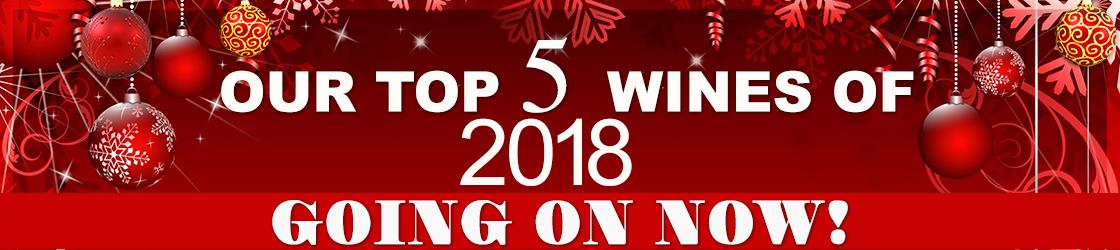 Top 5 Deals of 2018