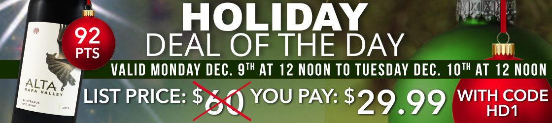 Holiday Deal of the Day