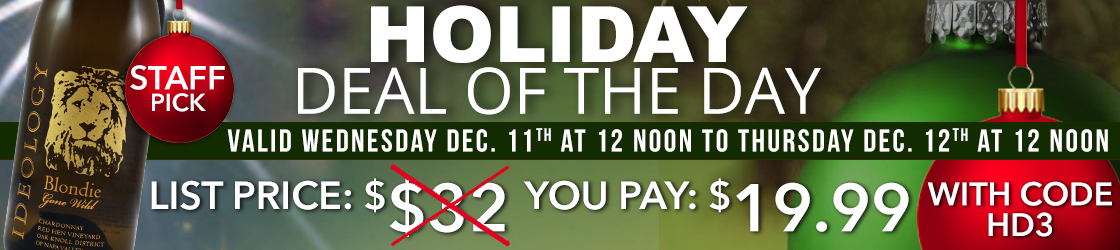 Holiday Deal of the Day #3