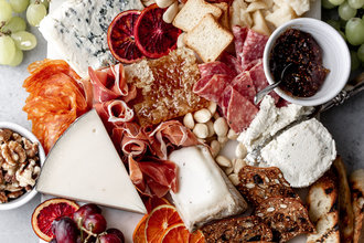 Decorative image for story The Three Wines that Every Charcuterie Board Needs to Have
