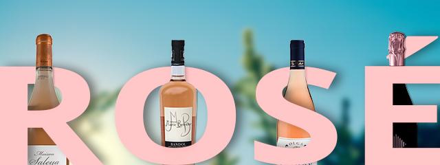 Decorative image for Rosé Wines